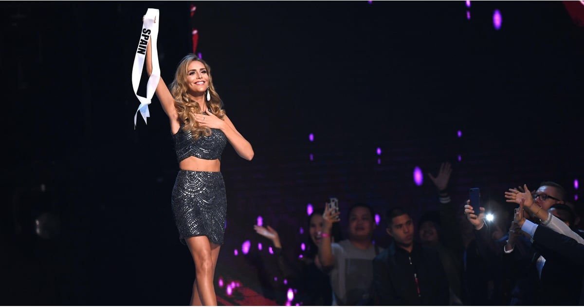 Angela Ponce Is the First Transgender Woman to Compete in the Miss Universe Pageant