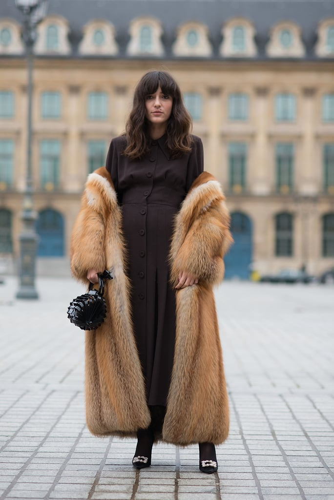 Street Style Paris Haute Couture Fashion Week 2018 ...