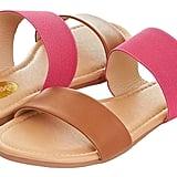 Floopi Wide Slide Flat Sandals