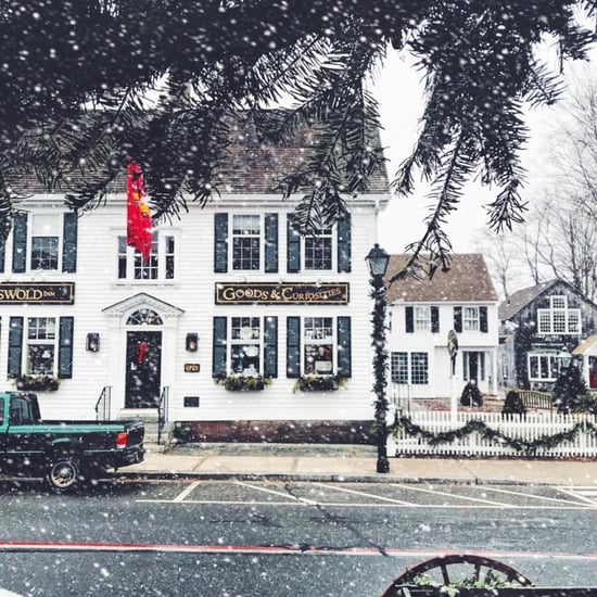 I Visit a Real-Life Hallmark Christmas Movie Town Every Year