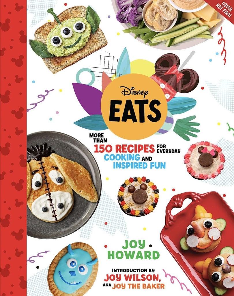 Disney Eats Cookbook Recipes