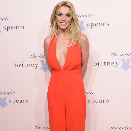 Britney Spears Raises Money For Childhood Cancer Research