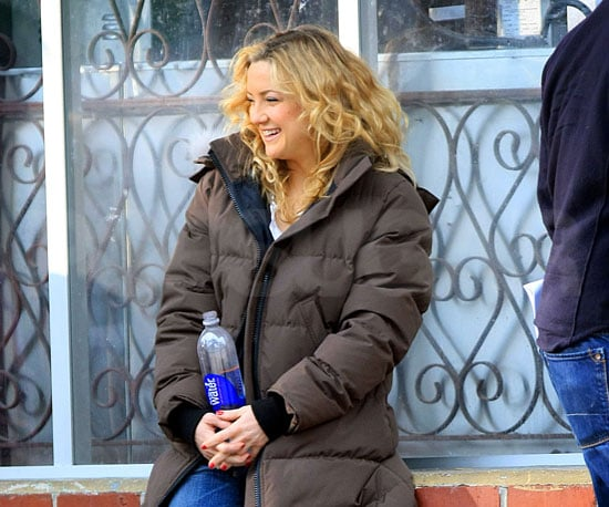 Slide Photo of Kate Hudson on Earthbound Set in New Orleans