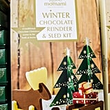 Winter Chocolate Reindeer and Sled Kit ($2)