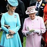 The Countess of Wessex and the Queen, 2016