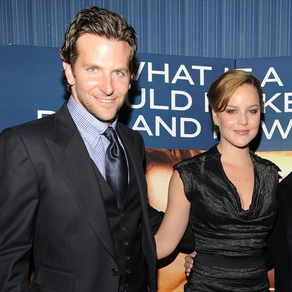 Pictures of Bradley Cooper and Abbie Cornish at Limitless NYC Premiere