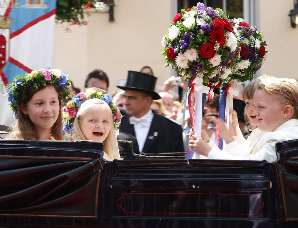 Wedding of Prince Alexander Schaumburg-Lippe of Germany