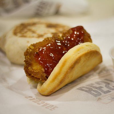 Where to Get a Taco Bell Biscuit Taco