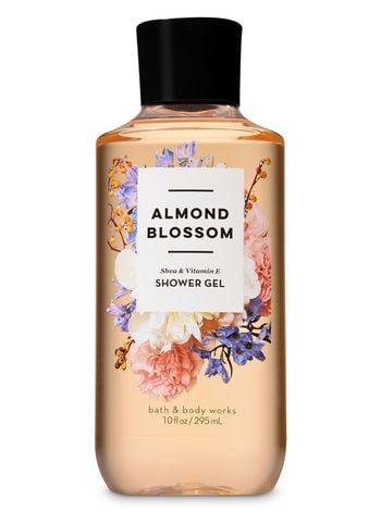 Bath & Body Works Almond Blossom Shower Gel