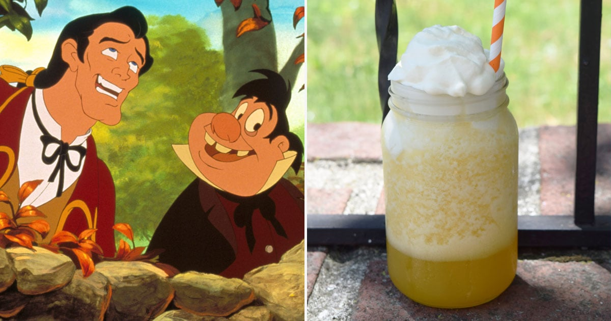 Forget the Grey Stuff, You Need to Whip Up This Copycat Recipe For Boozy LeFou's Brew