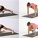 Alternating Mountain Climbers