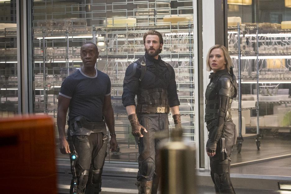 does captain america die in avengers: infinity war?   popsugar