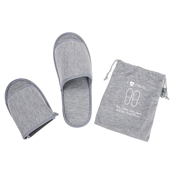 Comfortable Travel Slippers: Portable Slippers