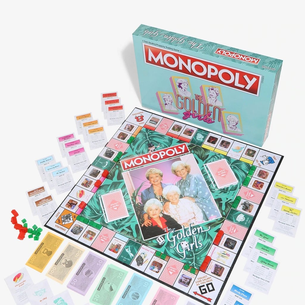 Golden Girls Monopoly 2018