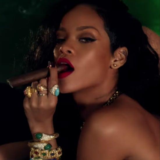 Sexy Rihanna Music Video Collaborations