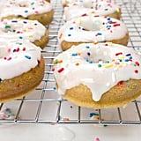 Funfetti Baked Doughnuts