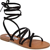 Steve Madden Carmen Strappy Ankle Wrap Sandals