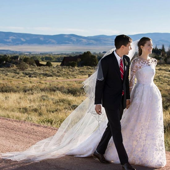 Allison Williams Married to Ricky Van Veen