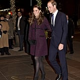 Kate Arriving at The Carlyle Hotel in 2014