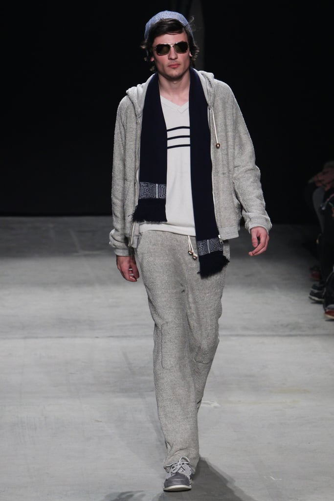 Scott Sternberg Puts on First Runway Show, Complete With Rappelling Models, for Band of Outsiders' Fall 2011 Collection