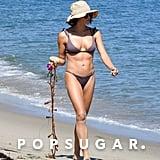Jenna Dewan Wearing a Bikini in Malibu Pictures July 2018