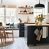 Vintage Kitchen and Bathroom Peel and Stick Tile