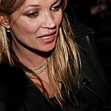 Kate Moss Leaves London Stress Behind to Party in Paris