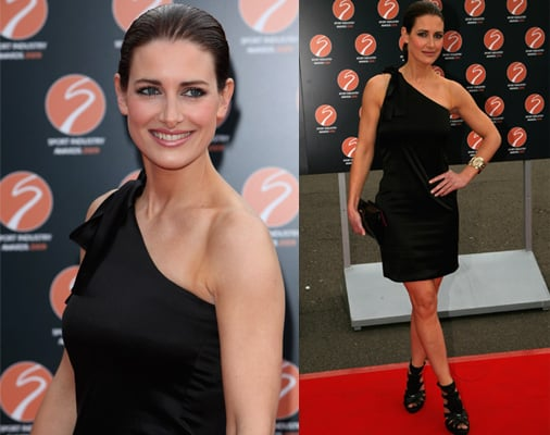 Kirsty Gallacher Black Dress
