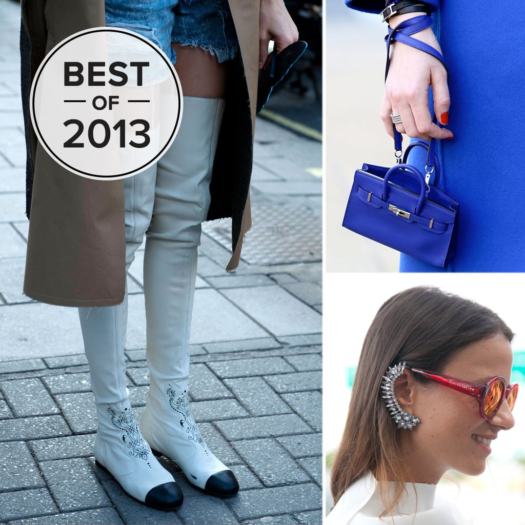 The Most Incredible Street Style Accessories of 2013