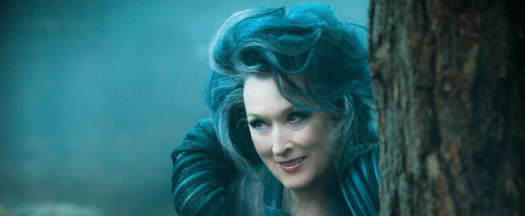 Meryl Streep's Into the Woods Featurette