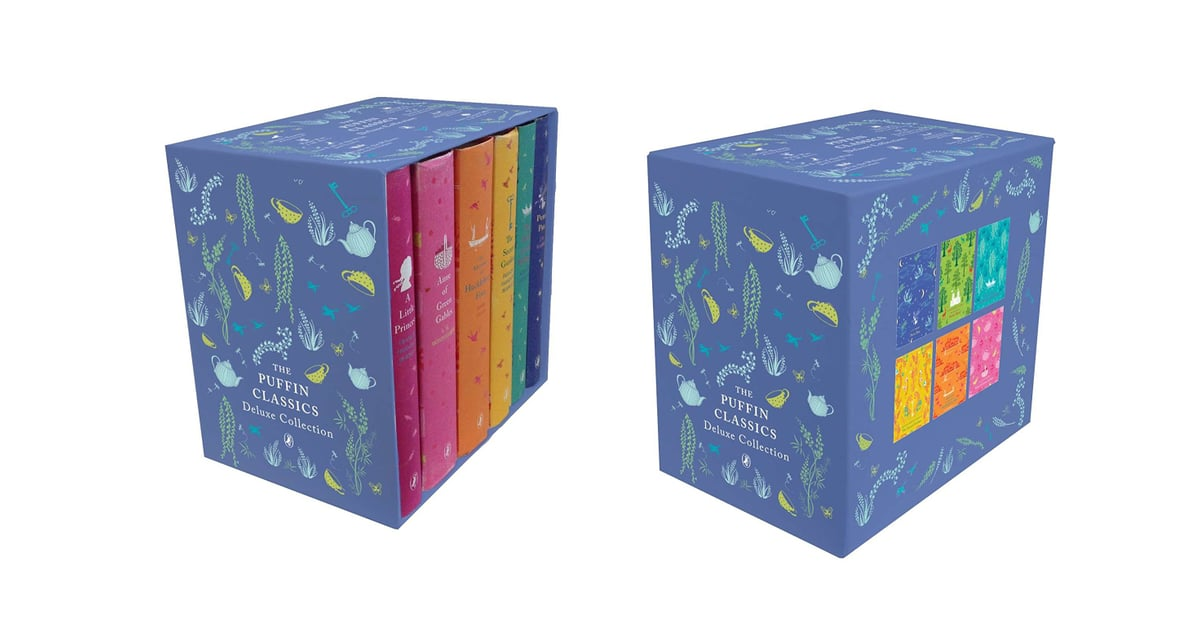 puffin hardcover classics box set best gifts for 13 year olds popsugar australia parenting. Black Bedroom Furniture Sets. Home Design Ideas