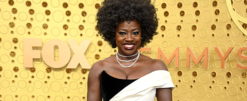 Viola Davis Wore Sneakers With Her Emmys Gown