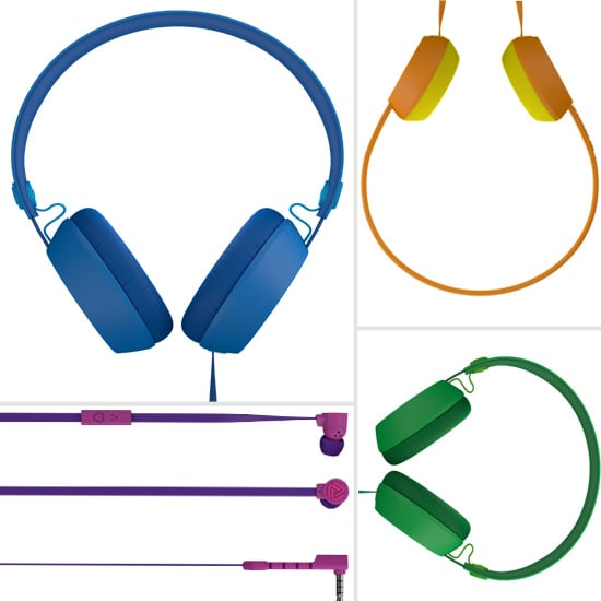 Popping Headphones Colors Fit For Us All