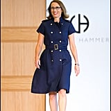 Carrie Hammer Spring 2015 NYFW Show