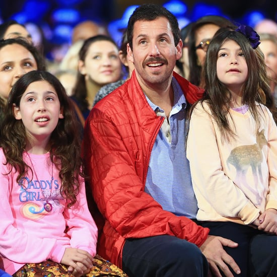 "Adam Sandler's Daughters Sing Taylor Swift's ""Lover"" Video"