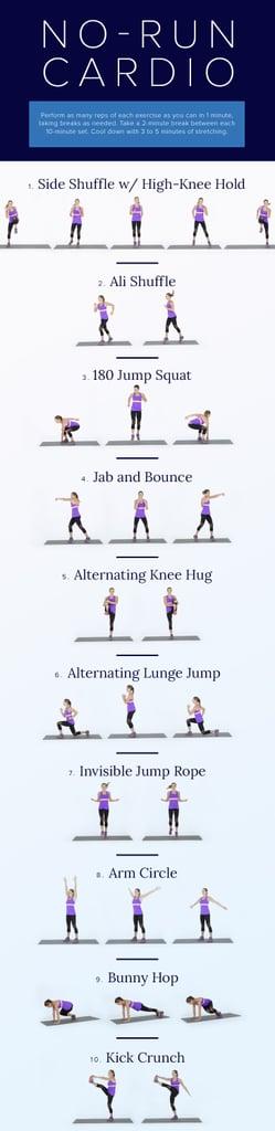 No-Running Cardio