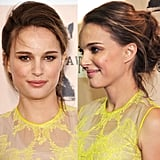 Messy Updo at the Independent Spirit Awards