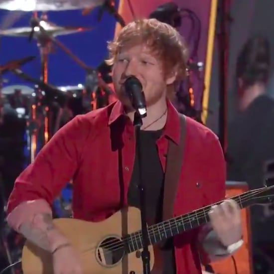 Ed Sheeran's MTV VMAs 2017 Performance