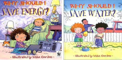 Lil Links: Children's Books Go Green