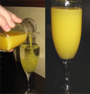 Happy Hour: Mimosa