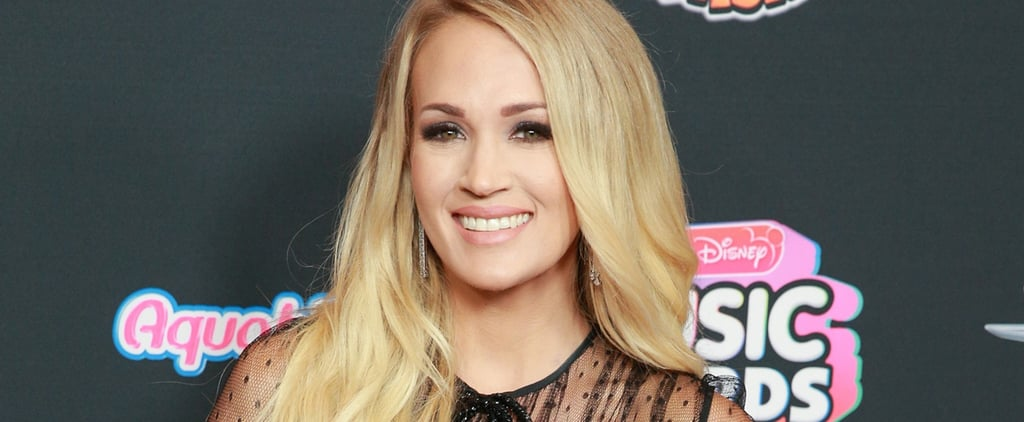 Carrie Underwood Second Pregnancy Pictures