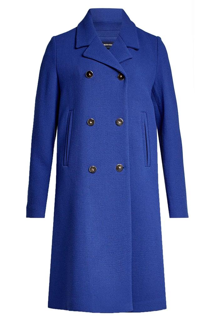 Vanessa Seward Virgin Wool Coat