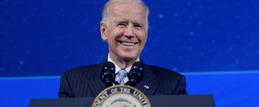 Joe Biden Says Hillary Clinton Wasn't the Best Candidate — He Was
