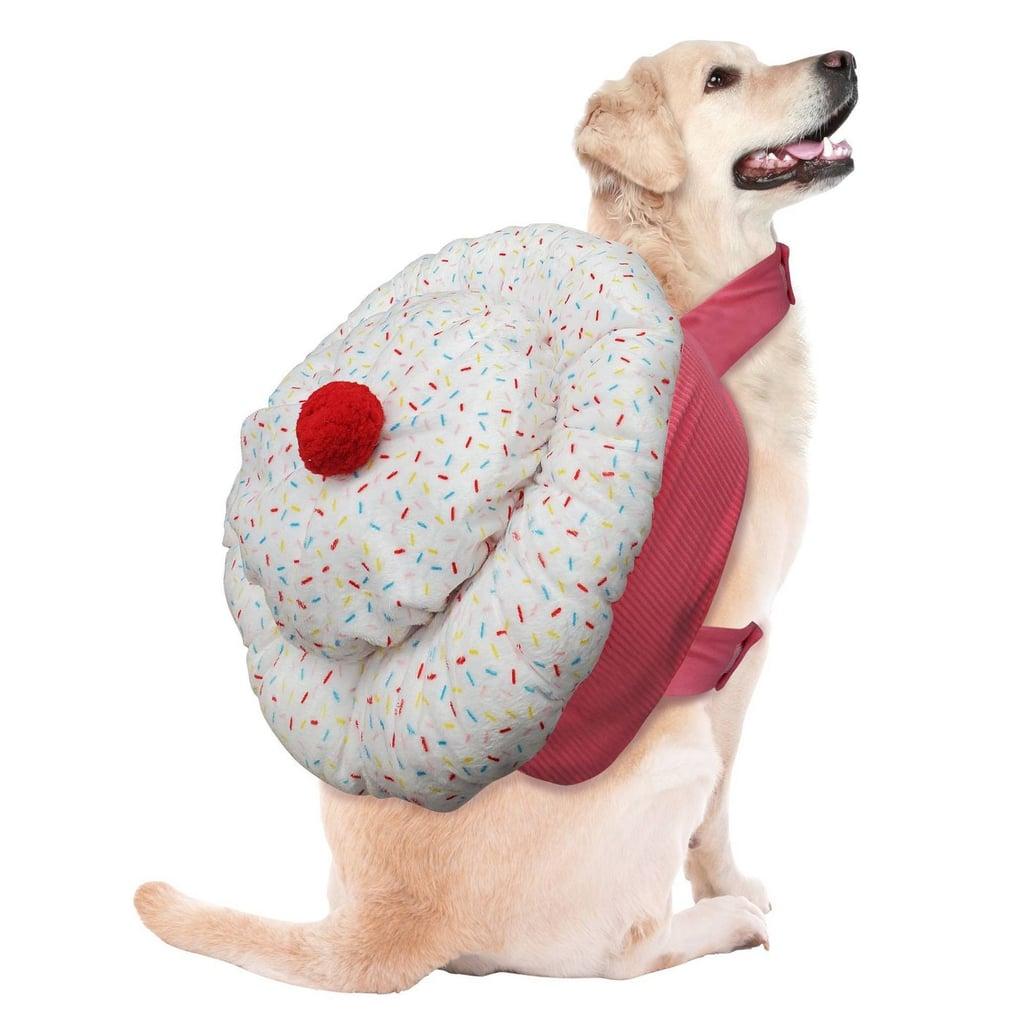 Cupcake Halloween Dog Costume