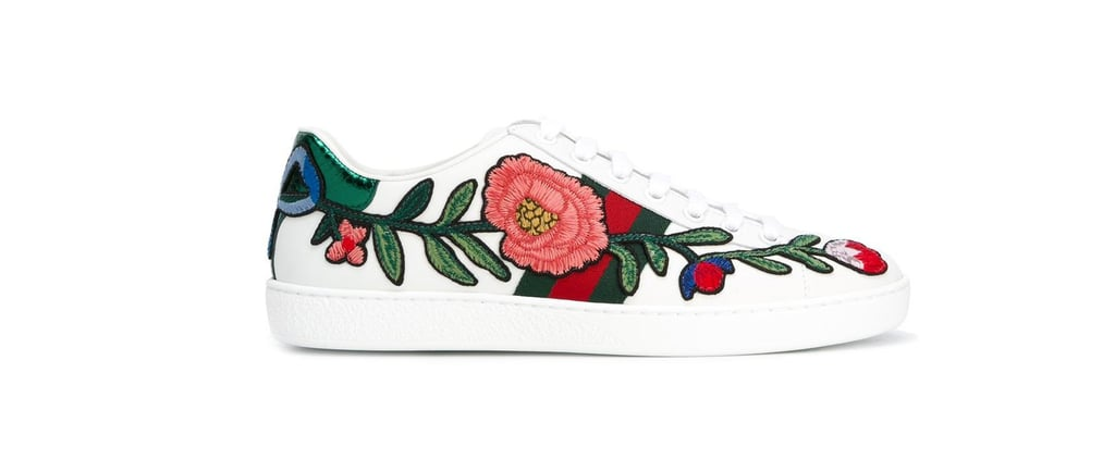 24 Embroidered Sneakers Your Spring Wardrobe Is Begging For