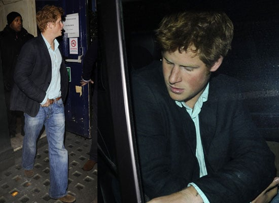09/01/2009 Prince Harry