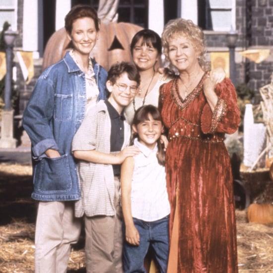 Debbie Reynolds in Halloweentown GIFs