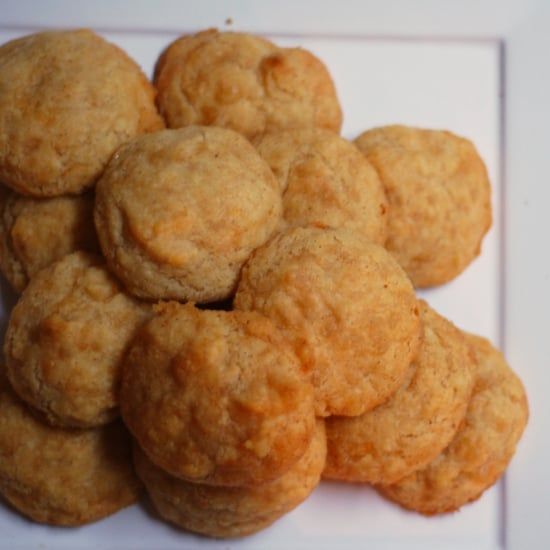 Spicy Cheese Biscuit Recipe