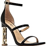 Katy Perry Vilan Chain-Heel Dress Sandals