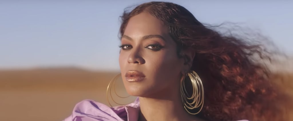 "Beyoncé and Blue Ivy's Best Beauty Looks in ""Spirit Video"
